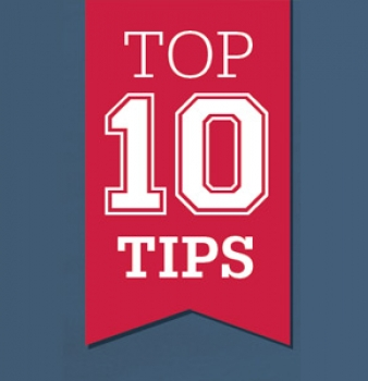 Ten Top Tips for great Donor communications